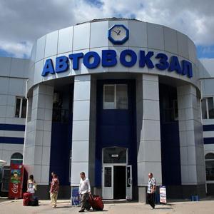 Автовокзалы Выдрино