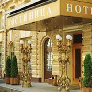 Гостиницы Выдрино