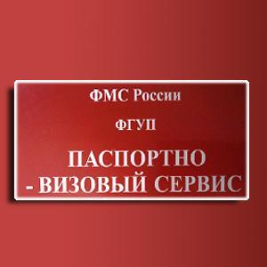 Паспортно-визовые службы Выдрино